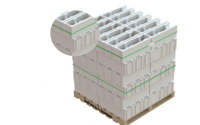 Nouvelle palettisation de nos blocs STEPOC®